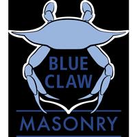 Logo for Blue Claw Masonry